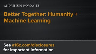 Better Together: Humanity + Machine Learning