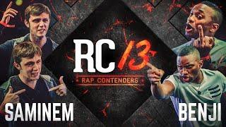 Rap Contenders 13 : Saminem vs Benji