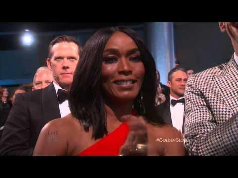 FULL VERSION Denzel Washington Receives Cecil B. DeMille Award 2016 Golden Globes With Montage