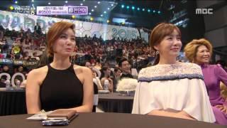 [2015 MBC  Drama Acting Awards] Ji Sung & Park Seo-joon, the Best couple award 20151230