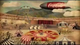 Iklan Coca Cola versi Buka Semangat Baru (2009 akhir)