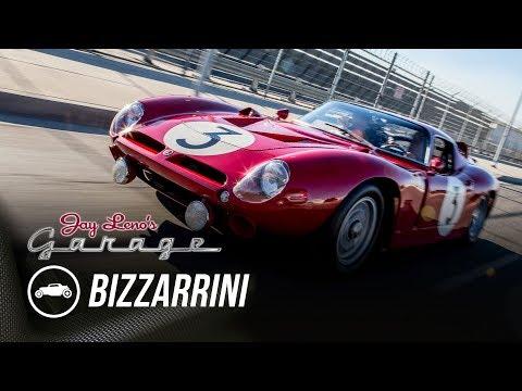1965 Bizzarrini - Jay Leno's Garage
