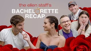 Ellen's Staff Breaks Down