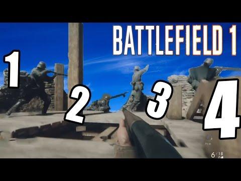 watch BATTLEFIELD 1 BEST KILL MONTAGE / BF1 TOP 5 PLAYS #3 (Battlefield 1 Top Community Moments)
