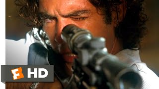 Assassins (1995) - Step Outside Scene (8/10) | Movieclips