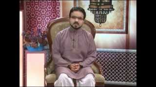 Aruj tv Ramzan Rahmat ka faizan Waqas ali part 1
