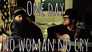 One Day / No Woman No Cry - Matisyahu & Bob Marley | Marty Ray Project Mashup Cover