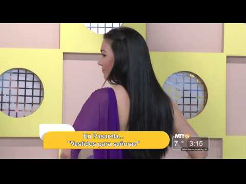 Naile Models y Briana Boutique Gente Regia 05 Mar 2015 Full HD