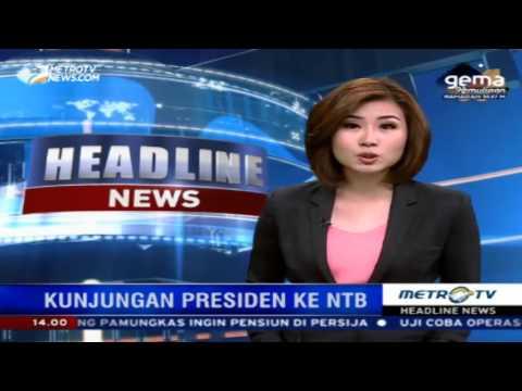 Berita Terbaru Metro Tv Jokowi