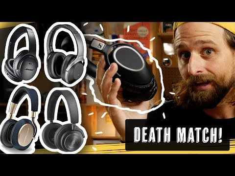 BLUETOOTH HEADPHONE DEATHMATCH