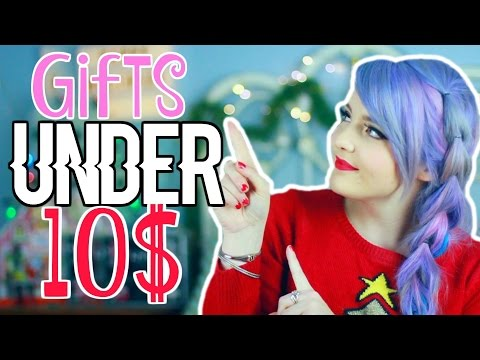 Gift Ideas Under 10$! Stocking Stuffer Ideas!