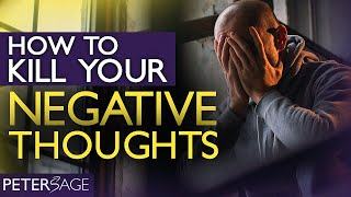 How To Stop Thinking Negative Thoughts