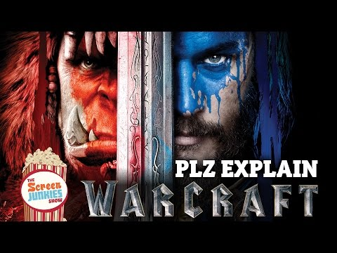 PLZ Explain Warcraft