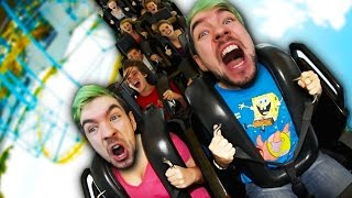 NEED MORE ROLLER COASTERS! | Planet Coaster #3