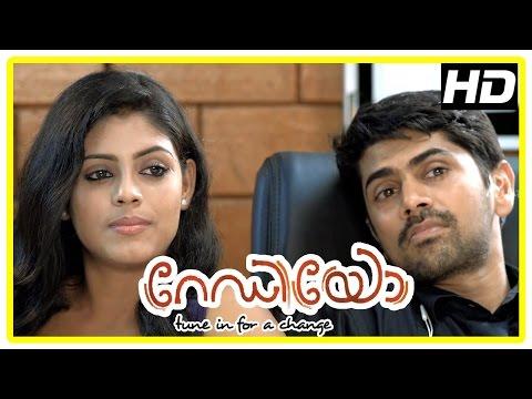 Radio Malayalam Movie | Malayalam Movie | Iniya | comes to Know about Sarayu Mohan's Dark Side | HD