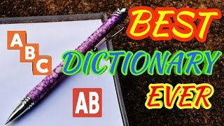 Best Android App For Dictionary 2018 [HINDI] by TECH TODY