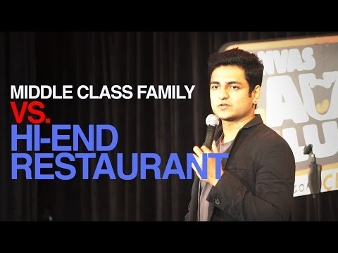 Xxx Mp4 MIDDLE CLASS RESTAURANT PROBLEMS STAND UP COMEDY Kenny Sebastian 3gp Sex