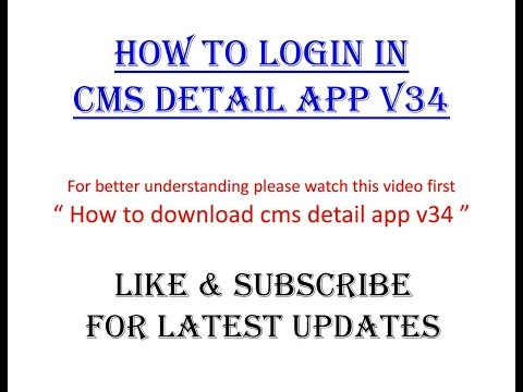 Xxx Mp4 How To Login In Cms Detail App V34 3gp Sex