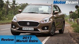 2017 Maruti Dzire Review - Best Compact Sedan?   MotorBeam