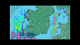 Two weather warnings in place for Galway