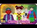 Download Video ONDEL ONDEL | Lagu Daerah Betawi ( DKI Jakarta ) | Diva bernyanyi | Diva The Series Official 3GP MP4 FLV