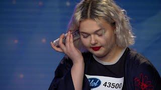 Maja Andersson - All In My Head av Tori Kelly (hela audition 2018) - Idol Sverige (TV4)