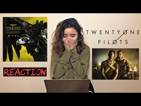 REACTING TO TWENTY ØNE PILOTS NEW *ALBUM* TRENCH + Review