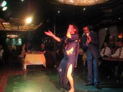 Randa Kamel Balady and TABLA solo