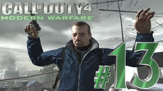 Call Of Duty 4 - Modern Warfare: Walkthrough Mission 13: ''The Sins of the Father''