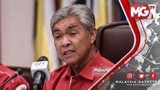 Respon Zahid mengenai dakwaan KP SPRM