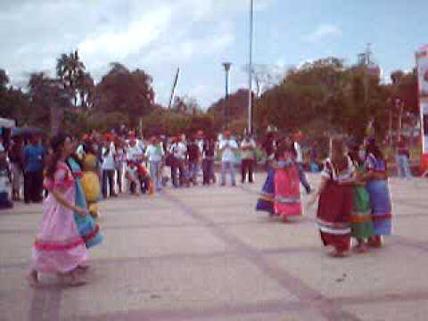 Baile Kariña anzoategui