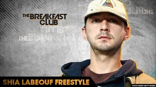 Shia Labeouf Freestyle - Goes In On Drake, Lil Yachty, Vin Diesel And More!