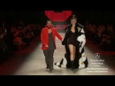 RED BEARD by Tanju Babacan F/W 13-14 Runway Show Story #MBFWI (Mercedes-Benz Fashion Week Istanbul)