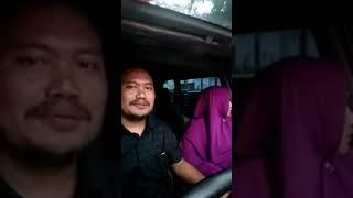 VIRAL penumpang janda rasa gadis beri CIUMAN DRIVER GOCAR MAKASSAR +18