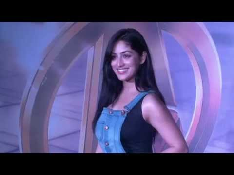 Xxx Mp4 SPOTTED H0T Bollywood Actress Yami Gautam Flaunts Her Sexy Legs 3gp Sex