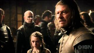 Game of Thrones Review: S1 Ep2 - The Kingsroad