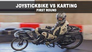 Joystickbike VS Kart  (4/4) First Round
