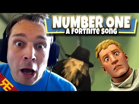 Xxx Mp4 NUMBER ONE A Fortnite Song Feat Raymy Krumrei By Random Encounters 3gp Sex