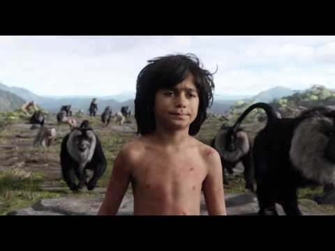 The Jungle Book - Trailer 2 - Official Disney | HD
