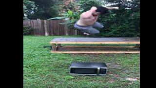 Checking In On Youtube's Best Stuntman