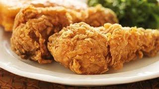 دجاج كنتاكي بالخلطة السرية  KFC