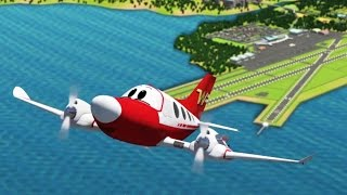 Videos for kids - The Airport Diary -  Winky