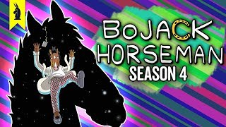 BoJack Horseman Season 4: What is BoJack Searching For? – Wisecrack Quick Take