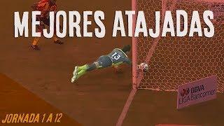 Mejores ATAJADAS liga MX - Apertura 2018 ● Jornada 1 a 12