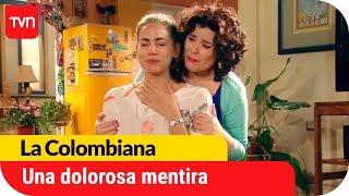 ¿Embarazada? La dolorosa mentira de Ángela   La Colombiana - T1E137
