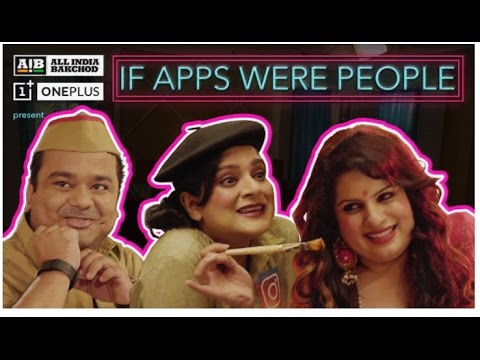 Xxx Mp4 AIB If Apps Were People 3gp Sex