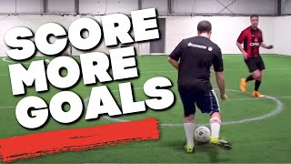 Soccer Drills - Soccer Shooting Drills To Improve Soccer Shooting Power And Shooting Accuracy