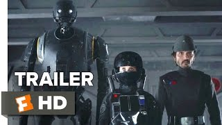 Rogue One: A Star Wars Story Official Trailer 2 (2016) - Felicity Jones Movie