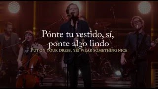 Sleep on the floor: sub español The Lumineers