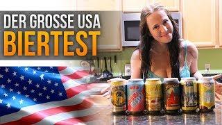 USA-Vlogs: Wir testen Biere